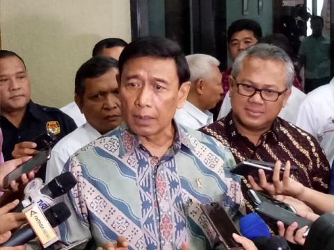 Jokowi Says Wiranto is Experienced Figure