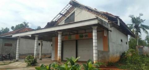 Kerusakan Rumah Korban Puting Beliung Sumenep Akan Diganti