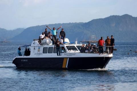 DKP Papua Datangkan Kapal Khusus Pengawas Ikan