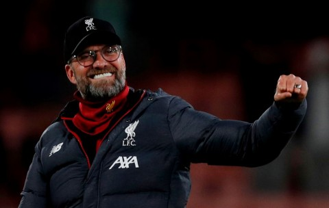 Klopp Teken Kontrak Baru di Liverpool