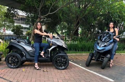 Motor 4 Roda Qooder, Hadir di Indonesia