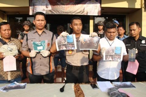 Polisi Tangkap Komplotan Begal di Kota Tua
