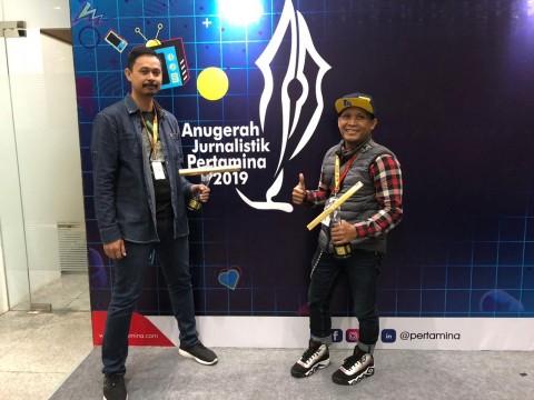 Medcom.id dan Metro TV Kembali Sabet Anugerah Jurnalis Pertamina 2019