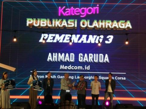 Medcom.id dan Metro TV Kembali Raih Penghargaan di AJP 2019