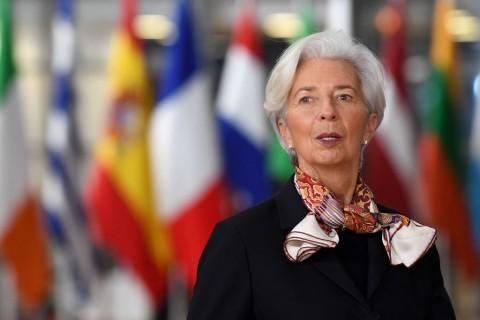 Bank Sentral Eropa Pertahankan Suku Bunga Acuan