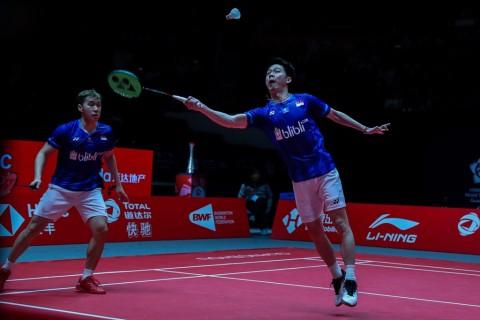 Jadwal Wakil Indonesia di BWF World Tour Finals 2019