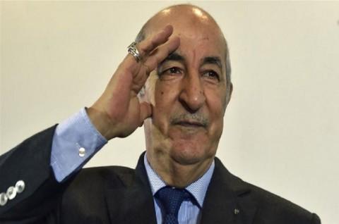 Presiden Baru Aljazair Janjikan Perubahan Radikal