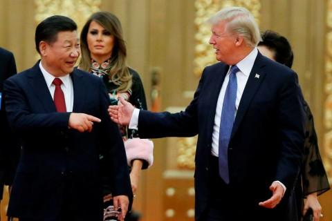 Kesepakatan Fase Satu Belum Akhiri Ketegangan Perdagangan Global