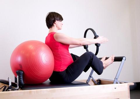 Olahraga untuk Penderita Jantung yang Tengah Hamil