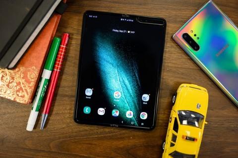 Samsung Bantah Telah Jual 1 Juta Unit Galaxy Fold