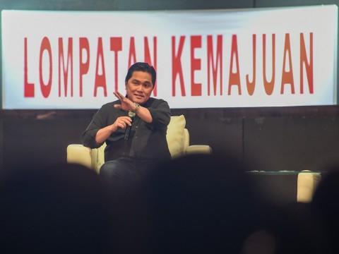 Erick Thohir Buang Citra Lobi Politik Demi Kursi Direksi BUMN