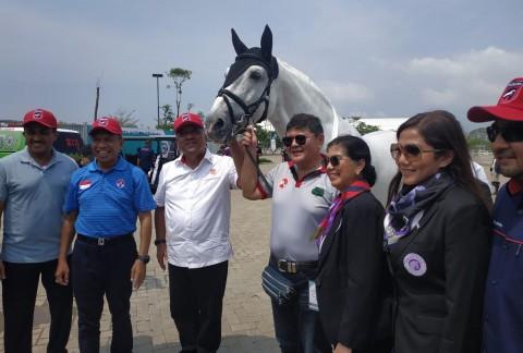 ECL 2020, Menjaring Atlet Berkuda untuk Asian Games hingga Olimpiade