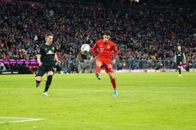 Hat-trick Coutinho Warnai Perta Gol Muenchen ke Gawang Werder Bremen