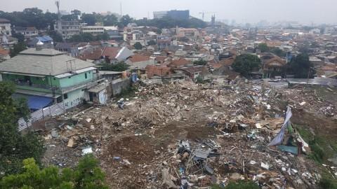 Kontraktor Rumah Deret Tamansari Disebut Bermasalah