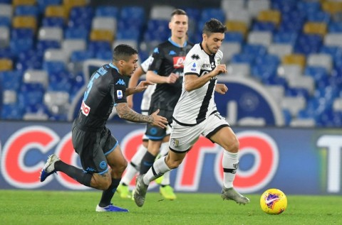 Debut Gattuso Bersama Napoli Tercoreng di Kandang Sendiri