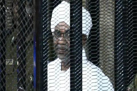 Mantan Presiden Sudan Divonis 2 Tahun Penjara