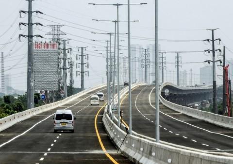 Tol Layang Japek Kurangi Kepadatan Kendaraan Hingga 40 Persen