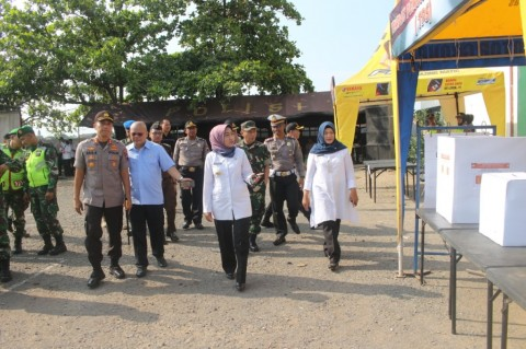 108 Desa di Brebes Gelar Pilkades Serentak