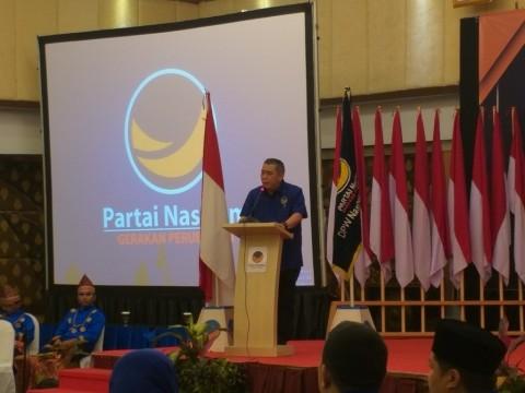 NasDem Kedepankan Komunikasi Antar Parpol di Pilkada 2020