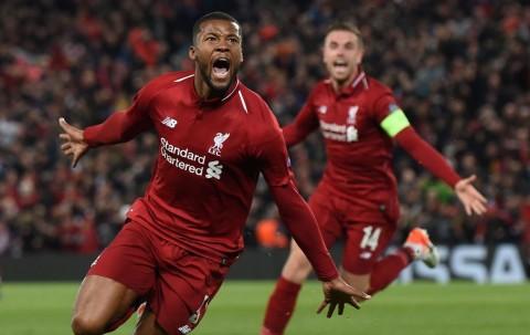 Cedera, Wijnaldum Tetap Masuk Skuat Liverpool di Piala Dunia Antarklub