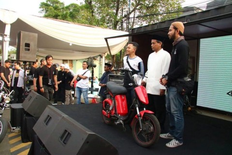Bikers Dakwah, Motoran dan Mengajak Beriman
