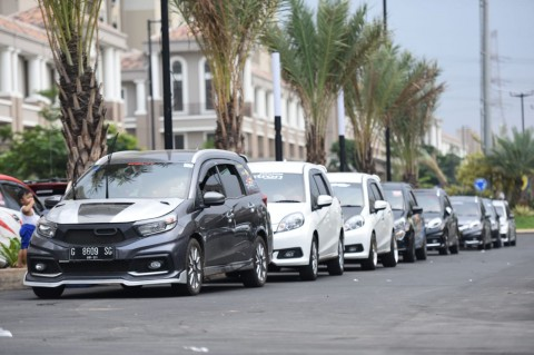 Mobility Pecahkan Rekor Muri Uji Emisi 1.000 Mobil