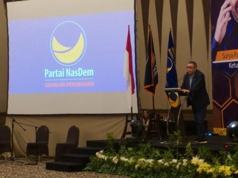 NasDem Perkuat Kepengurusan DPW untuk Kejar Target