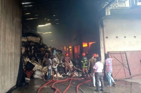 Kebakaran Pabrik Kembali Terjadi di Bangladesh, 10 Tewas