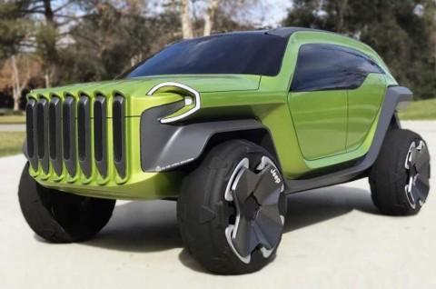 Ini Dia Pesaing Suzuki Jimny dari Jeep