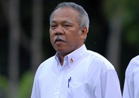 Kementerian PUPR Bangun Bendungan di Lampung