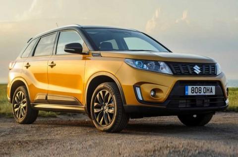 Suzuki Siapkan Vitara dan Swift Bertenaga Hybrid