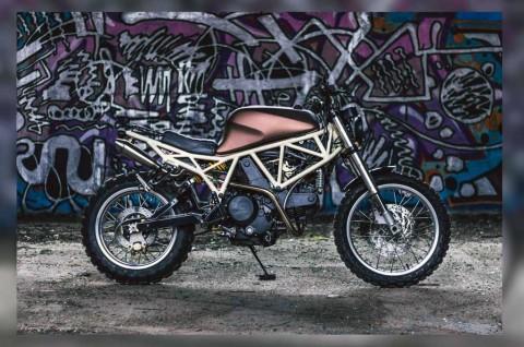 Ducati 750S Scrambler untuk Harian