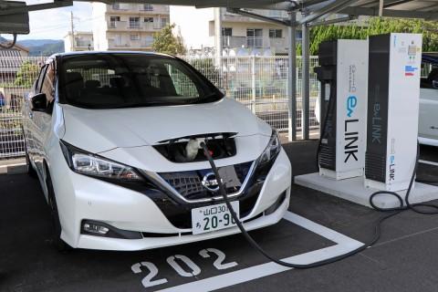 Jepang & Indonesia Berbagi Pandangan Soal Kendaraan Listrik