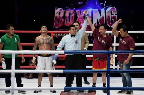 10 Petinju Bertarung di Boxing Championship Edisi Kedua