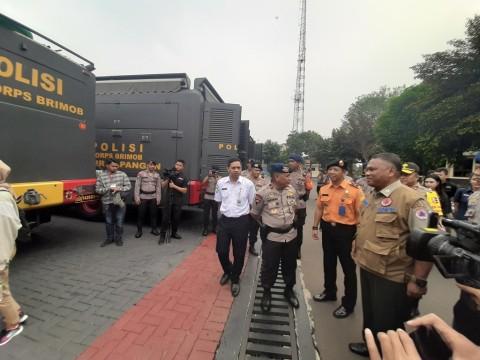 2.500 Personel Brimob Siaga Bencana