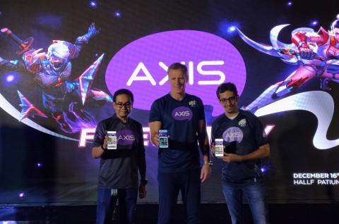 Axis Luncurkan Forever Play, Spesial untuk Gaming