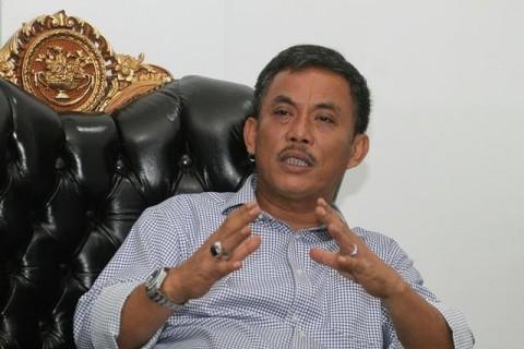 Inisiator PPSU Berendam di Saluran Air Diminta Dipecat