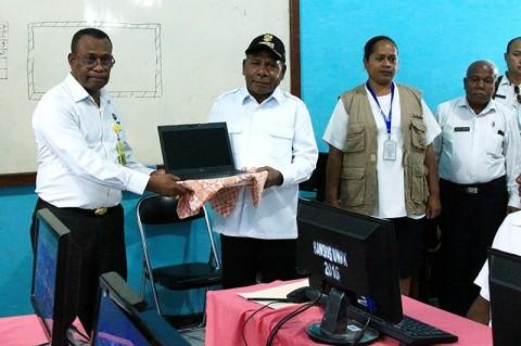 Pengumuman Hasil Tes CPNS Papua Awal Januari 2020