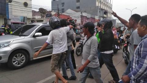 Seorang Pelajar di Tangsel Ditangkap karena Bawa Celurit