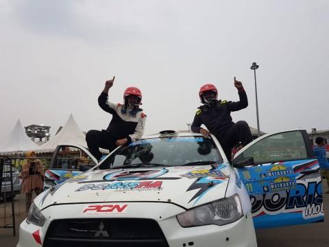 Kejurnas Sprint Rally 2019, Belum Munculkan Nama Juara Nasional Baru