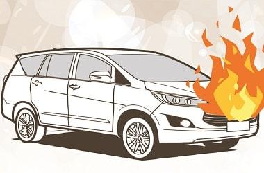 Tujuh Mobil Dibakar Dekat Kedubes AS di Athena