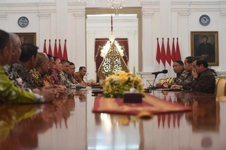 Jokowi Instruksikan PSSI Berbenah