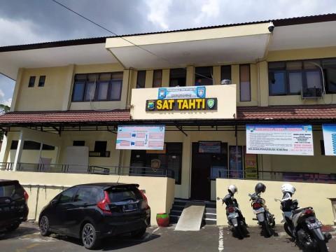 Rutan Polresta Malang Direnovasi Pascatahanan Kabur