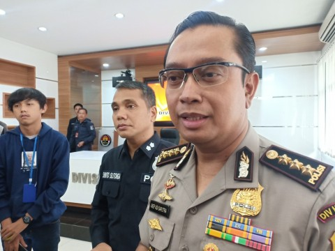 Polri Siap Tindaklanjuti Dugaan Rekening Kasino Kepala Daerah