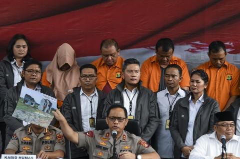 Polisi Ungkap Sindikat Mafia Perumahan Syariah