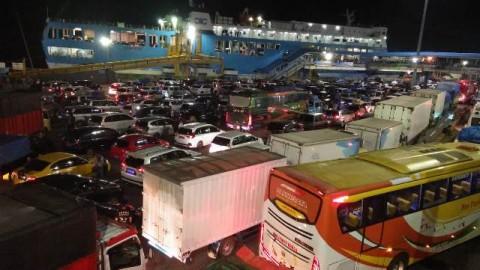 Jumlah Pemudik di Pelabuhan Merak Diprediksi Meningkat