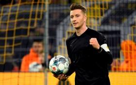 Reaksi Reus Usai Dortmund Jadi Lawan PSG