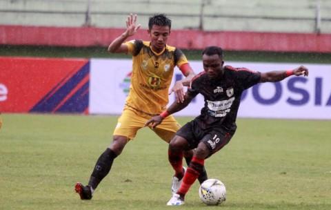 Hasil Liga 1 Indonesia Hari Ini: Kalahkan Barito Putera, Persipura Jaga Asa jadi Runner-up