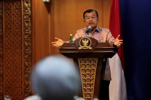 Kalla Terpilih Kembali Jadi Ketua Umum PMI