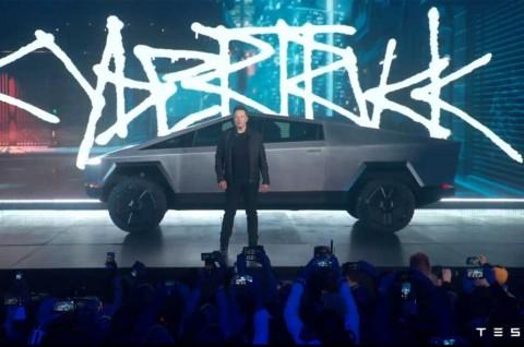 Tesla Cybertruck Pickup, Akankah 'Tekuk' Ford F-150?